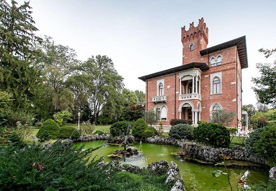 Prestigiosa villa storica