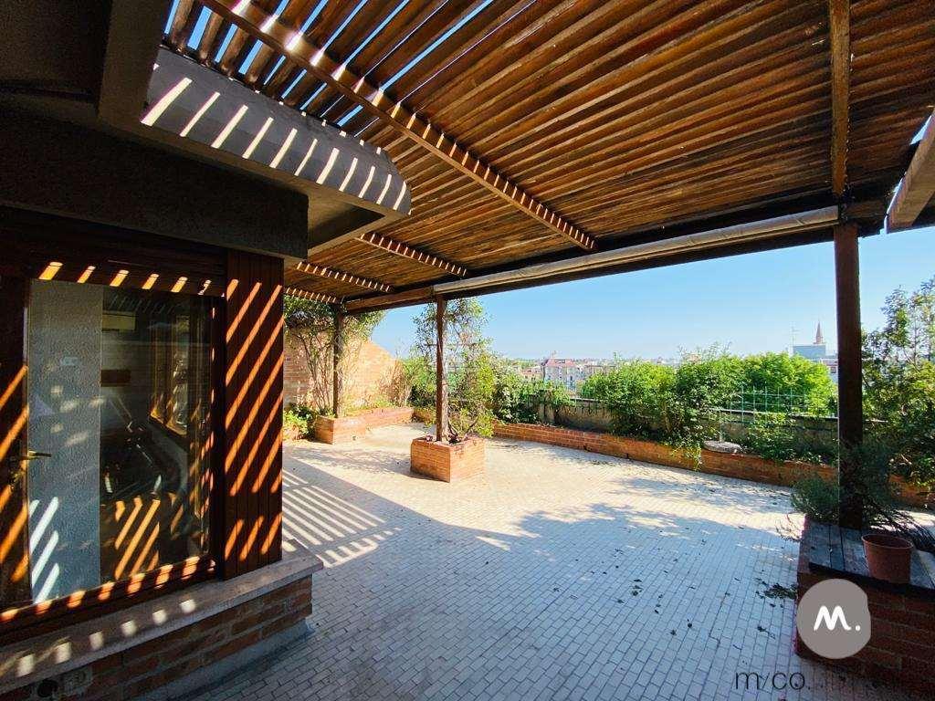 Attico con terrazza panoramica Pordenone