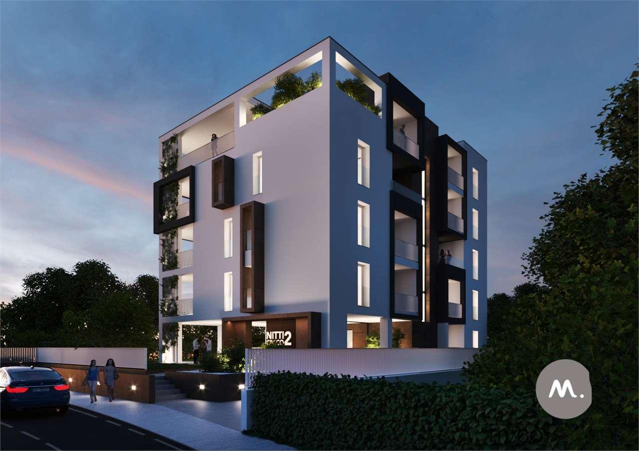 Pordenone Via Nitti, Nuovo Appartamento 3 Camere